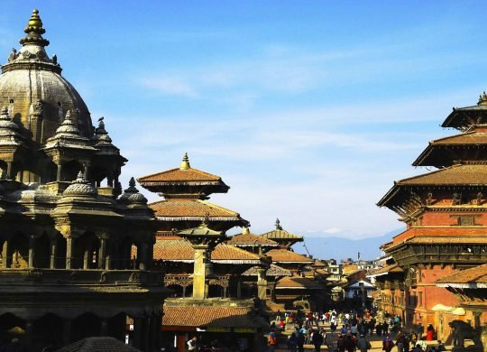 Royal Palaces of Nepal