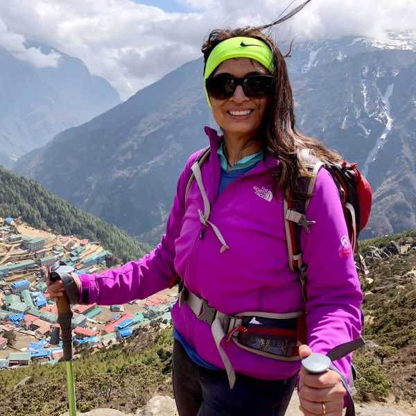 Founder Hema Patel